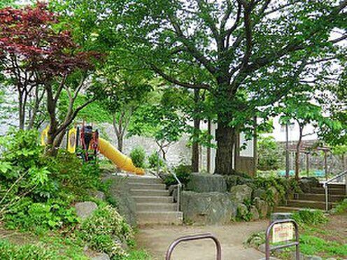マンション(建物全部)-大田区東雪谷4丁目 周辺環境:日下山児童公園