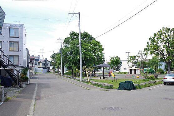 マンション(建物全部)-札幌市西区八軒二条西1丁目 近隣公園