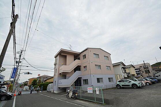 マンション(建物全部)-静岡市葵区上足洗 広々道路の角地