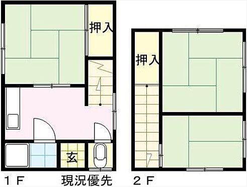アパート-長崎市葉山2丁目 間取り