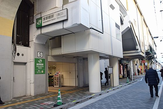 アパート-台東区浅草橋4丁目 JR中央線「浅草橋駅」まで徒歩2分