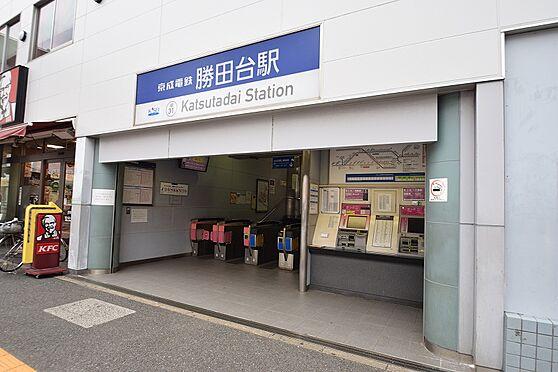 アパート-千葉市花見川区千種町 京成本線「勝田台」駅からバス13分停歩5分。