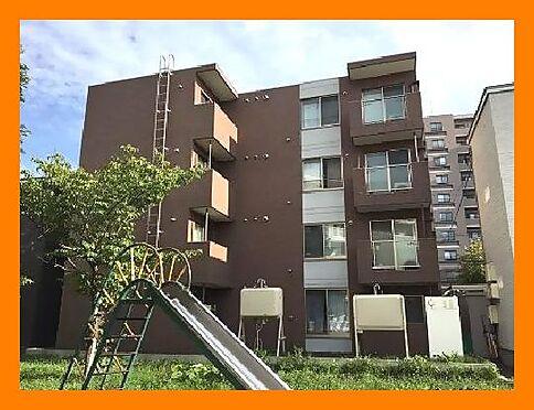 マンション(建物全部)-札幌市豊平区美園八条8丁目 外観