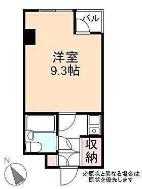マンション(建物一部)-富山市神通町2丁目 間取り