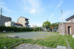 緑豊かな公園が近く住環境良好