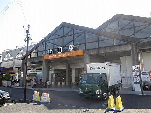 アパート-草加市八幡町 東武伊勢崎線「新田駅」まで徒歩12分