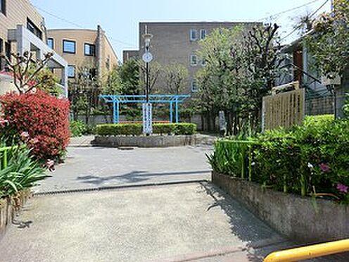 アパート-目黒区八雲2丁目 桜森児童遊園