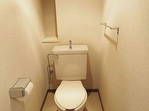 マンション(建物一部)-甲府市宮前町 トイレ