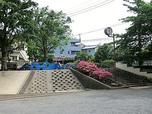 マンション(建物全部)-渋谷区恵比寿南3丁目 周辺環境:恵比寿南二公園