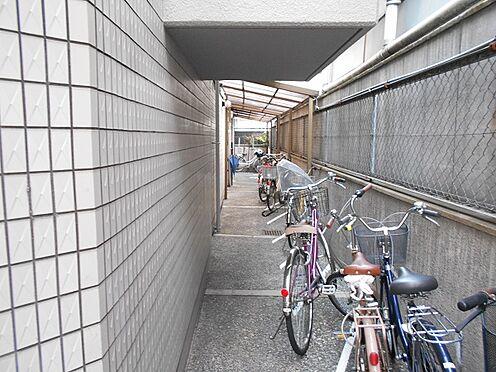 マンション(建物全部)-京都市下京区七条御所ノ内北町 駐輪場