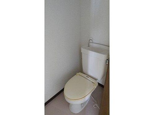 アパート-金沢市西大桑町 トイレ