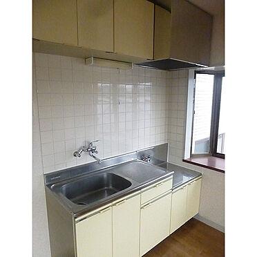 マンション(建物全部)-江戸川区鹿骨4丁目 キッチン