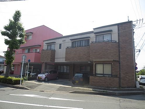 アパート-浜松市東区大蒲町 外観