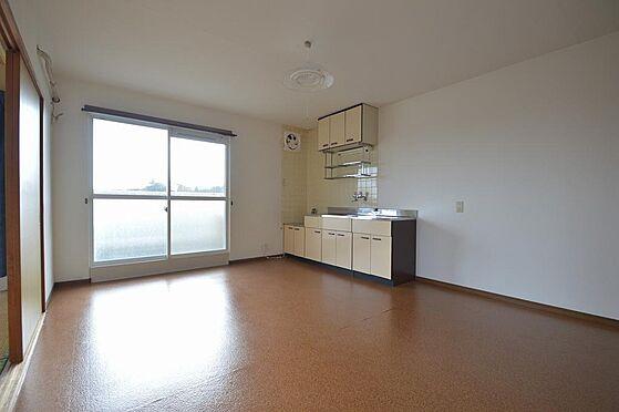 アパート-いなべ市大安町石榑南 開放的なLDKで入居重要良好