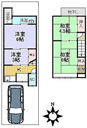 京都市山科区四ノ宮行者谷