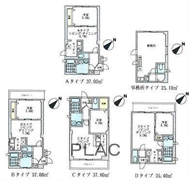 マンション(建物全部)-横浜市南区共進町1丁目 間取