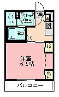 アパート-足立区新田2丁目 間取り
