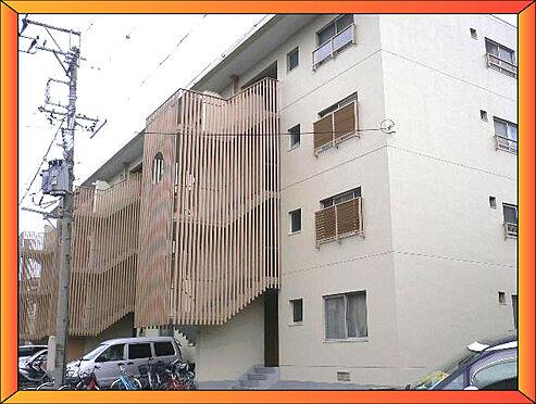 マンション(建物全部)-名古屋市西区貝田町2丁目 外観