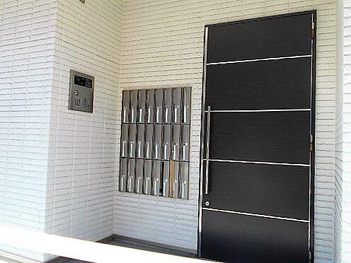 アパート-杉並区阿佐谷北3丁目 エントランス・集合ポスト・オートロック