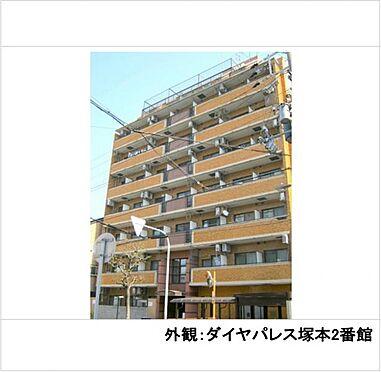 マンション(建物一部)-大阪市西淀川区野里1丁目 利回り10.9%