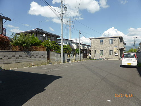 アパート-長野市大字南堀 駐車場