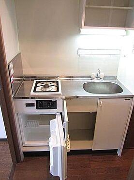 マンション(建物一部)-長岡市柏町1丁目 キッチン