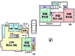 東松山市旗立台