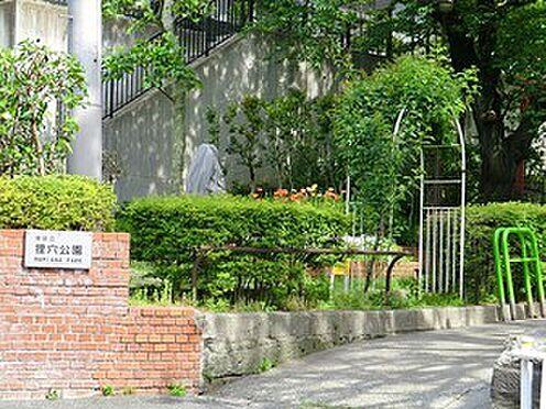 マンション(建物全部)-港区東麻布2丁目 周辺環境:狸穴公園