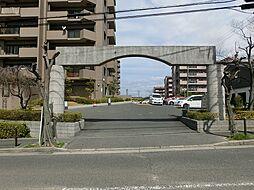 敷地内入り口(門)