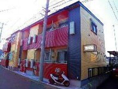 アパート-さいたま市北区奈良町 外観