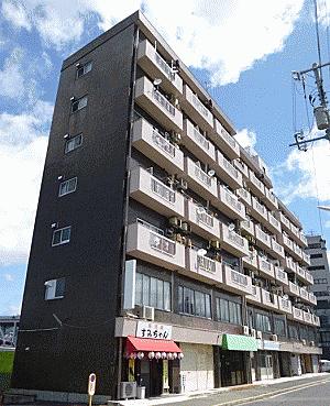 マンション(建物一部)-広島市西区南観音4丁目 外観