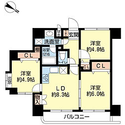 墨田区江東橋1丁目