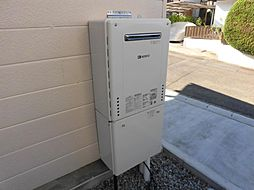 リフォーム済。給湯器は新品交換していますので、長く使えて安心です。
