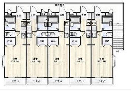 アパート-江戸川区篠崎町4丁目 間取り