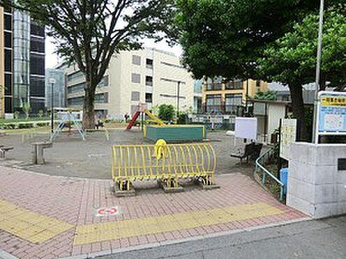 マンション(建物全部)-新宿区市谷薬王寺町 周辺環境:水野原児童遊園