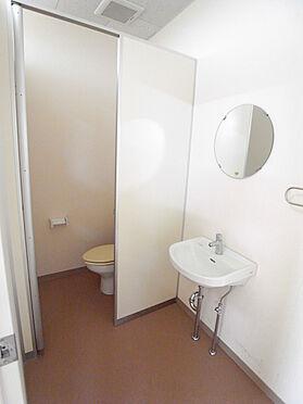 マンション(建物全部)-世田谷区中町4丁目 店舗部分トイレ