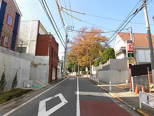 アパート-目黒区緑が丘1丁目 前面道路