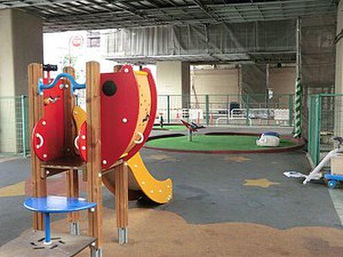 マンション(建物全部)-港区白金台4丁目 周辺環境:奥三光児童遊園