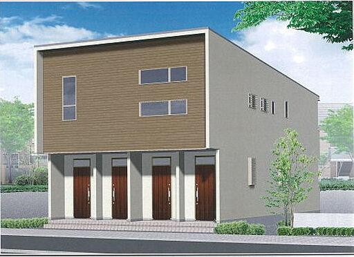 アパート-和歌山市新中島 クラウンハイツ新中島II B棟 デザイナーズアパートメント