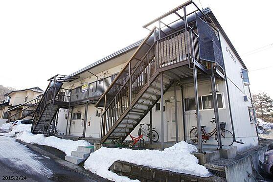 アパート-盛岡市東緑が丘 外観