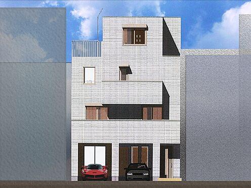 土地-港区西麻布1丁目 開発プランの参考イメージ図