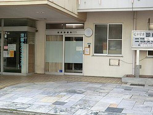 アパート-目黒区目黒本町4丁目 周辺環境:松井診療所