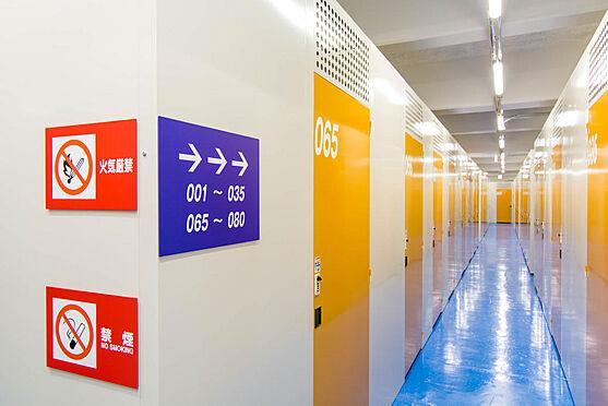 マンション(建物一部)-江東区三好4丁目 全102室のセキュリティ完備室内トランクルーム(2F)