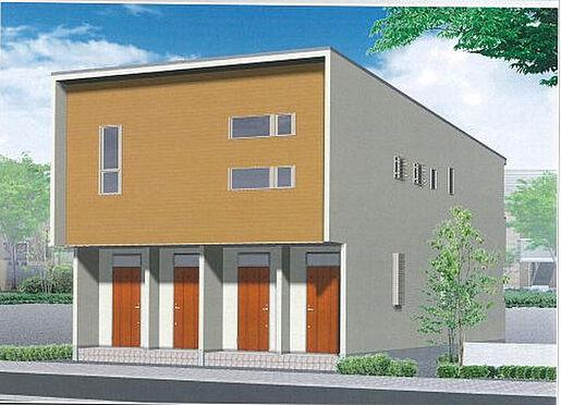 アパート-和歌山市新中島 クラウンハイツ新中島II C棟 デザイナーズアパートメント