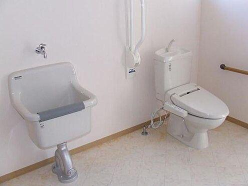 店舗事務所(建物全部)-袋井市湊 トイレ