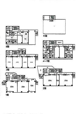 マンション(建物全部)-新潟市中央区月町 外観