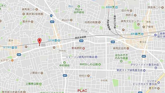マンション(建物全部)-練馬区貫井1丁目 その他