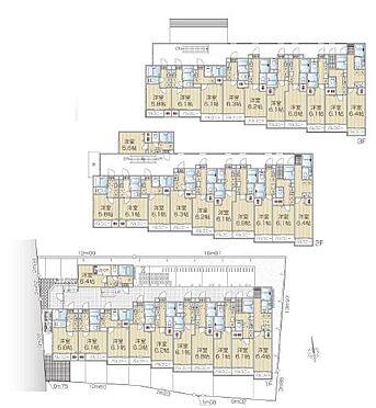 マンション(建物全部)-杉並区阿佐谷南3丁目 間取り