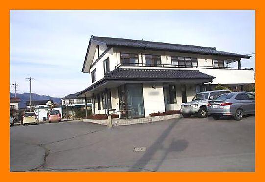 店舗付住宅(建物全部)-上田市国分 外観