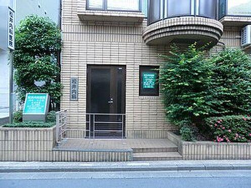 アパート-新宿区上落合3丁目 周辺環境:松井内科医院
